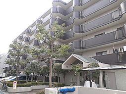 ドミール利倉西[4階]の外観