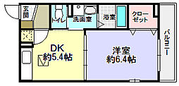 Y's place[1階]の間取り