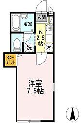 ベガ武蔵野[1階]の外観