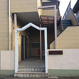 セントラルガーデン新宿[1階]の外観