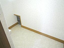 階段下収納クロ...