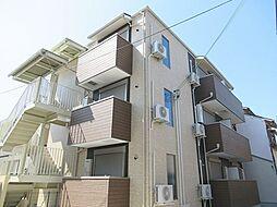 大阪府大阪市生野区林寺4丁目の賃貸アパートの外観