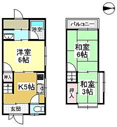 椥辻駅 484万円