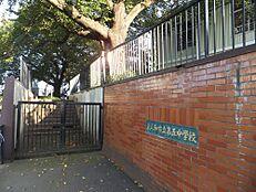 中学校東大和市立第五中学校まで1257m