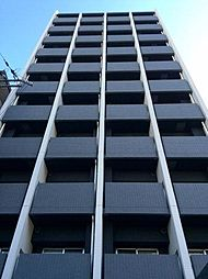 レジュールアッシュ上町台[9階]の外観