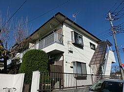 トヨタハイツ[203号室]の外観