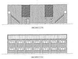 ソレイユコート[1階]の外観
