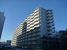 プレスト・コート弐番館[3階]の外観