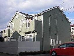 セイントチヒロ B[2階]の外観