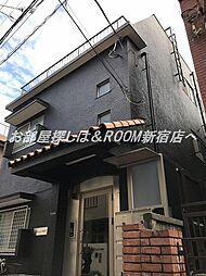 アレンタール西新宿[202号室]の外観