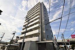 ゼファー東大阪[8階]の外観