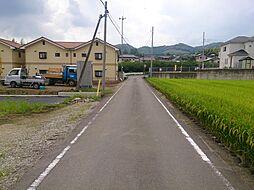 接道と周辺