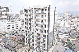 KMマンション熊手[7階]の外観