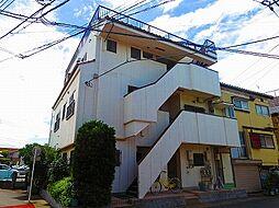M・Hバジラーマンション[3階]の外観