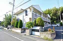 大阪府枚方市藤阪東町4丁目の賃貸アパートの外観