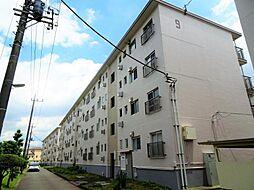 長津田団地  9号棟