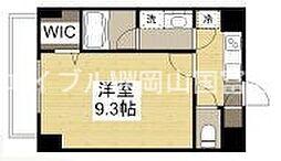 仮)駅前町マンション[6階]の間取り