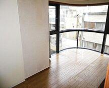 4階の眺望。
