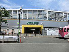 駅 JR「東小金井」駅・1360