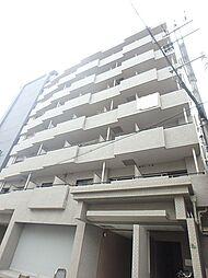 ハイツオークラ天神橋[6階]の外観