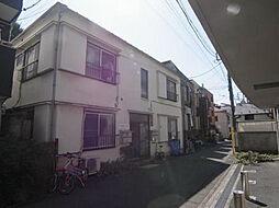 東京都品川区東五反田4丁目の賃貸アパートの外観