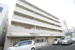 愛知県名古屋市天白区野並1丁目の賃貸マンションの外観