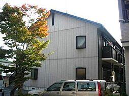 兵庫県尼崎市武庫之荘西2丁目の賃貸アパートの外観