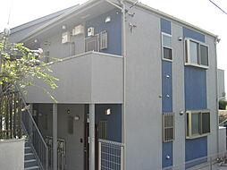 神奈川県横浜市港北区新吉田東1丁目の賃貸アパートの外観