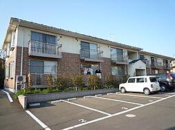 宮城県仙台市太白区金剛沢2丁目の賃貸アパートの外観