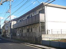 ハイム百合[1階]の外観