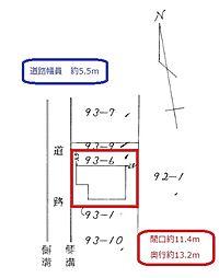現況区画図