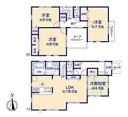 聖蹟桜ヶ丘駅 3,860万円