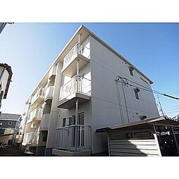 静岡県静岡市清水区有東坂の賃貸マンションの外観