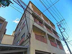 松川マンション[4階]の外観