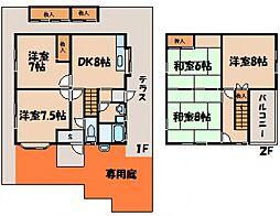 海田市駅 5.0万円