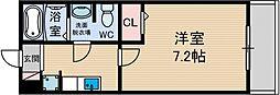 ガルニエ[1階]の間取り