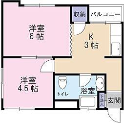 木屋町駅 3.1万円