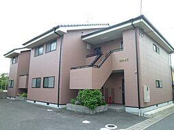京都府京都市西京区桂久方町の賃貸マンションの外観