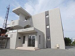 三重県伊勢市小木町の賃貸マンションの外観