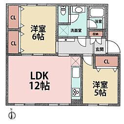 洋光台南第2住宅6ー19号棟