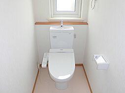 2F新品トイレ
