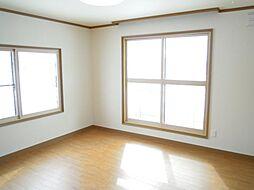 2階8帖洋室ク...