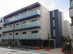 NTPRレジデンス大井町[105号室]の外観