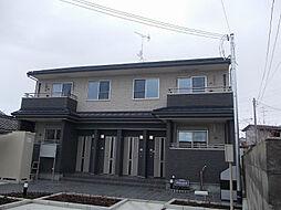 HUS north[1階]の外観