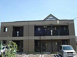 愛知県一宮市大和町妙興寺字出町前の賃貸アパートの外観