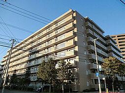 福住パーク・ホームズ[8階]の外観