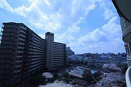(住戸からの眺望)