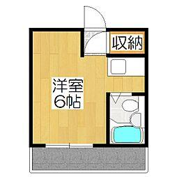 コットンハウス95[502号室]の間取り