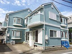 千葉県松戸市三矢小台4丁目の賃貸アパートの外観