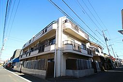 埼玉県入間市東藤沢5丁目の賃貸マンションの外観